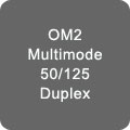 OM2 Multimode Duplex
