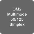 OM2 Multimode Simplex