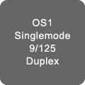 OS1 Singlemode Duplex