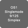 OS1 Singlemode Simplex