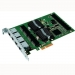 PRO/1000 PT Quad Port Server Adapter PCI-E