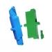 E2000/APC-E2000/APC Singlemode Simplex