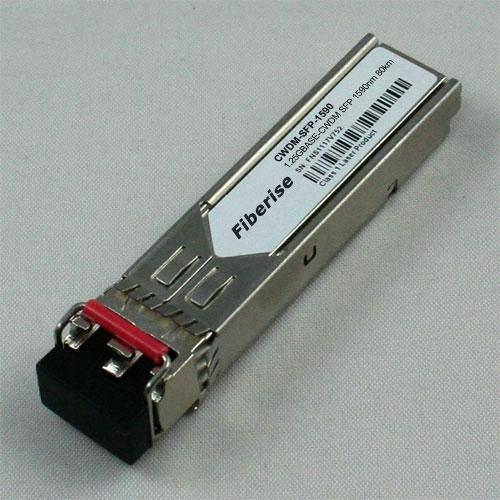 1.25GBASE-CWDM SFP 1590nm 80km