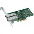PRO/1000 PF Dual Port Server Adapter, PCI-E, Fiber Optic