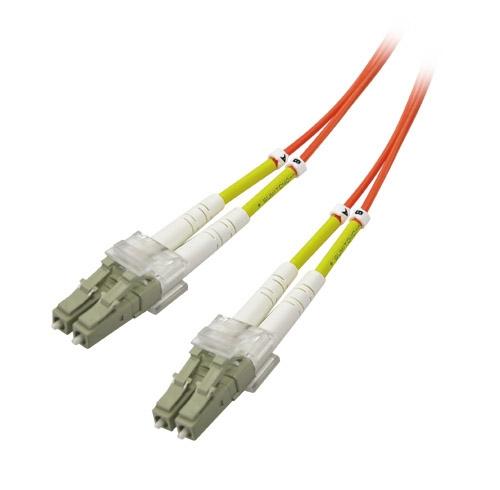 Lc Lc Cable : Om lc d m fiberise to multimode duplex