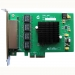 Gigabit HT Quad Port Server Adatper Copper PCI-E