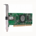 4-Gbps single port Fibre Channel to PCI-X 2.0 266 MHz host bus adapter
