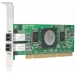4-Gbps dual port Fibre Channel to PCI-X 2.0 266 MHz host bus adapter
