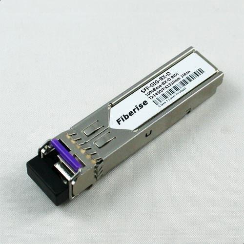 1000BASE-BX-D BiDi TX1490/RX1310nm 10km
