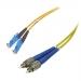 1M FC to E2000 Singlemode Duplex OS1 9/125