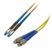 1M FC to MU Singlemode Duplex OS1 9/125